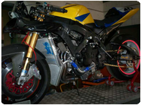 GSX R 600-750 2008-2010 supersport